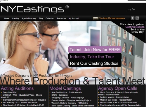 NYcastings